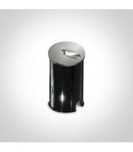 3W LED Įmontuojamas šviestuvas Aluminium IP54 3000K 68030/AL/W