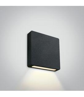 2W LED Įmontuojamas šviestuvas IP65 Black 3000K 68074A/B/W