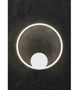 14W LED Sieninis šviestuvas OSLO/A White 2499