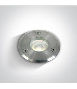 3W LED Įmontuojamas šviestuvas IP67 4000K 69012/C