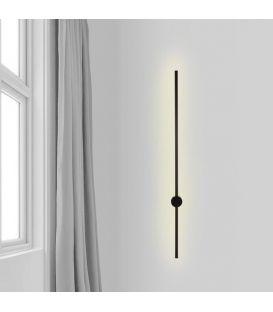 14W LED Sieninis šviestuvas ELIA/A Black 2253