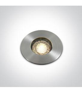 13W LED Įmontuojamas šviestuvas IP67 3000K 69052A/W
