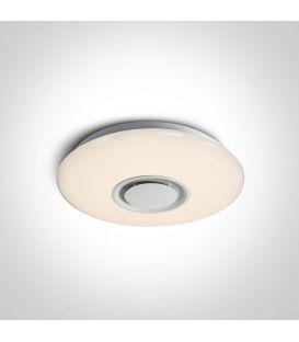 24W LED Lubinis šviestuvas MUZIK Ø40 62025