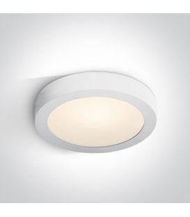30W LED Paviršinė panelė 3000K Ø30 IP40 62130F/W/W