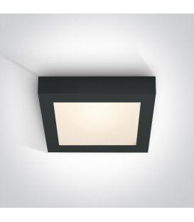 22W LED Paviršinė panelė Back 3000K IP40 62122F/B/W