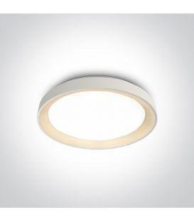 30W LED Lubinis šviestuvas White Ø37.5 62130L/W/W