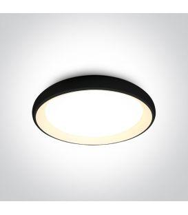 50W LED Lubinis šviestuvas Black Ø61 62144N/B/W