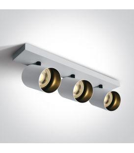 Lubinis šviestuvas RETRO 3 White 65305N/W