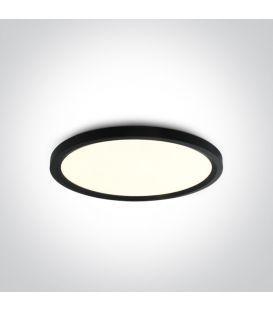 40W LED Lubinis šviestuvas Black Ø40 4000K 62140FB/B/C