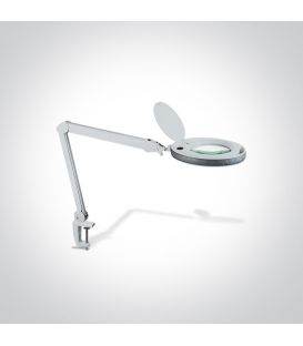 8W LED Stalinis šviestuvas MAGNIFYING LENS 61066/W