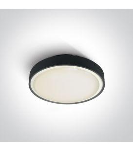 Lubinis šviestuvas Black Ø26 IP65 67280E/B