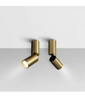 Lubinis šviestuvas FOCUS S Brass C051CL-01BS