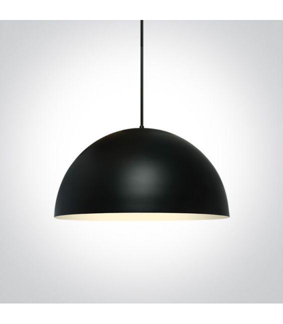 Pakabinamas šviestuvas Black Ø50 63074/B