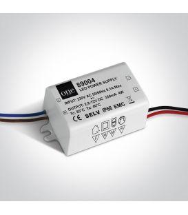 Transformatorius 1-4W 3-12V ONE LIGHT IP66 89004