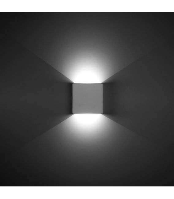Sieninis šviestuvas GES LED