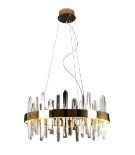 30W LED Pakabinamas šviestuvas PRINCE Gold P0421