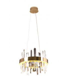 21W LED Pakabinamas šviestuvas PRINCE Gold P0420