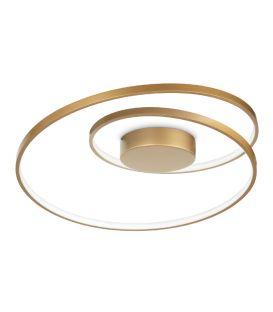 49W LED Lubinis šviestuvas OZ PL Gold Ø60 269429