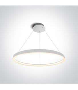 40W LED Pakabinamas šviestuvas RING White 63050/W