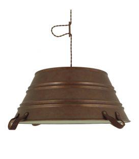 Pakabinamas šviestuvas BUCKET Ø60cm