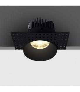 7W LED Įmontuojamas šviestuvas IP54 Black 10107BT/B/W