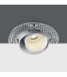 Įmontuojamas šviestuvas White 11105DTR/W