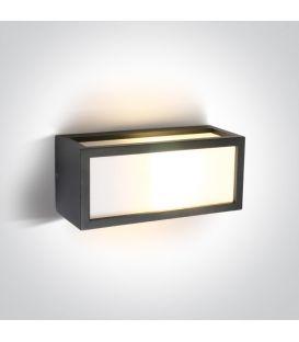 Sieninis šviestuvas Anthracite IP54 67328/AN