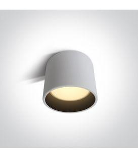 15W LED Lubinis šviestuvas White Ø15 12115LD/W/W