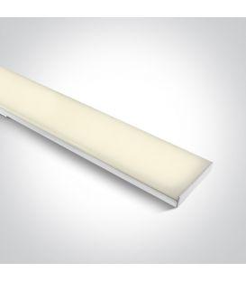 48W LED Lubinis šviestuvas 3000K 38148N/W