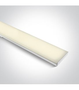 48W LED Lubinis šviestuvas 4000K 38148N/C