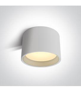 35W LED Lubinis šviestuvas White Ø19.5 IP40 12135L/W/W