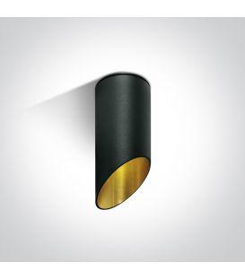 Lubinis šviestuvas Black Ø6 12105E1/B/GL