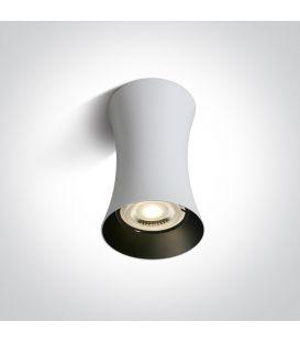 Lubinis šviestuvas White Ø7 12105F/W
