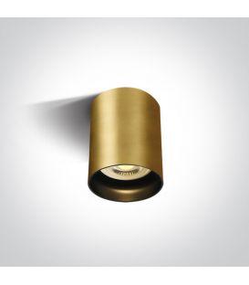 Lubinis šviestuvas Brushed Brass Ø6.8 12105N/BBS