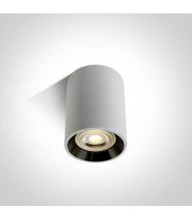 Lubinis šviestuvas White Ø7 12105AL/W/B