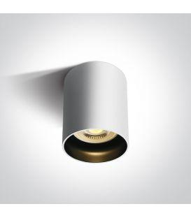 Lubinis šviestuvas White Ø6.8  12105N/W