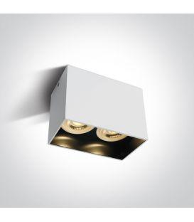 Lubinis šviestuvas White 12205NA/W