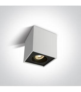 Lubinis šviestuvas White 12105YA/W