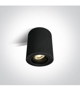 Lubinis šviestuvas Black Ø9,6 12105Y/B