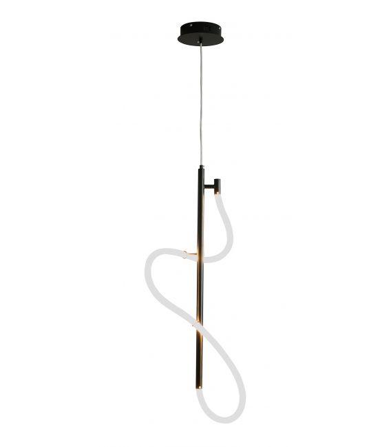 30W LED Pakabinamas šviestuvas ANNETE Black 4251301