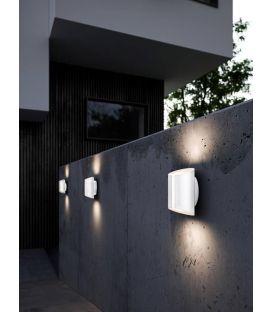 9W LED Sieninis šviestuvas GRIP White IP54 2118201001