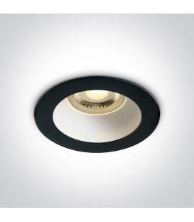 Įmontuojamas šviestuvas Black 10105M/B/W