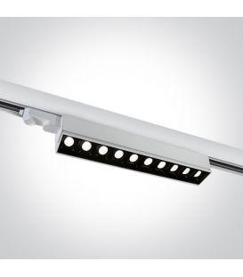 50W LED Šviestuvas bėgeliui ONE LIGHT 3F White 4000K 65024T/W/C