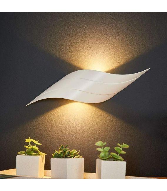 Sieninis šviestuvas TAHITI LED Wave C0089