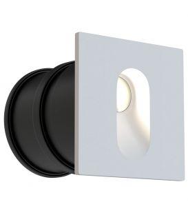 3W LED Įmontuojamas šviestuvas VIA URBANA White IP44 4000K O022-L3W