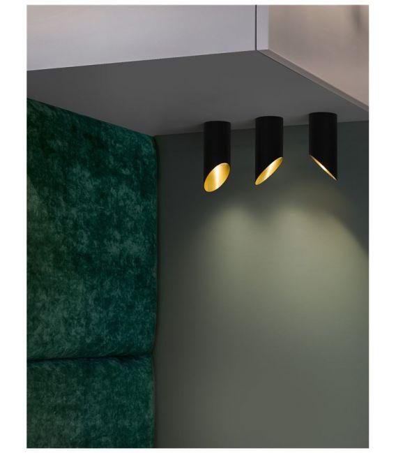 Lubinis šviestuvas OSLO Black H15 9184373