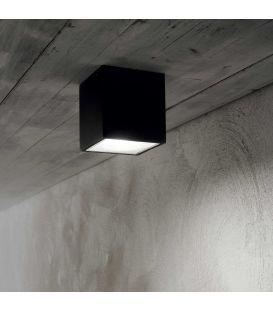 Lubinis šviestuvas TECHNO PL1 SMALL Black IP54 251578