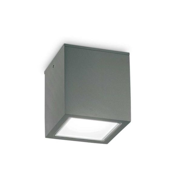 Lubinis šviestuvas TECHNO PL1 SMALL Anthracite IP54 251554
