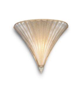 Sieninis šviestuvas SANTA AP1 SMALL Gold 013046