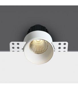 12W LED Įmontuojamas šviestuvas White 10112BTR/W/W